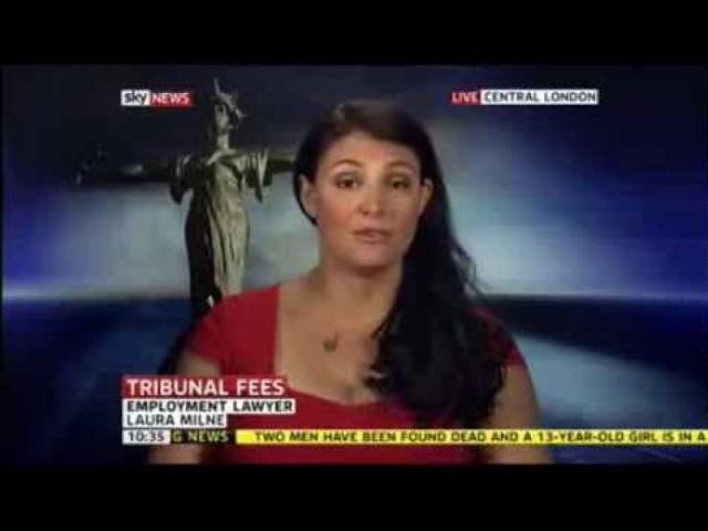 Laura Milne: Lawyer SKY NEWS, BBC NEWS