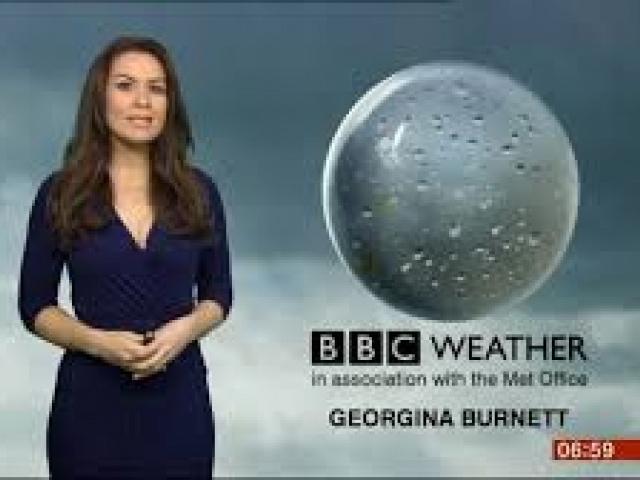 Georgina Burnett: BBC, ITV, BBC News