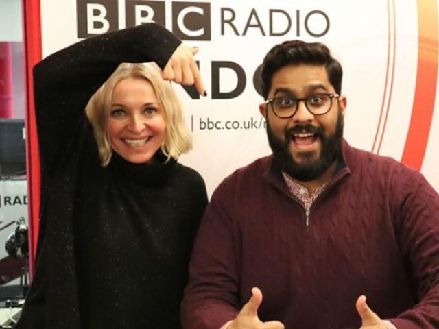 Eshaan Akbar: BBC, SKY 1