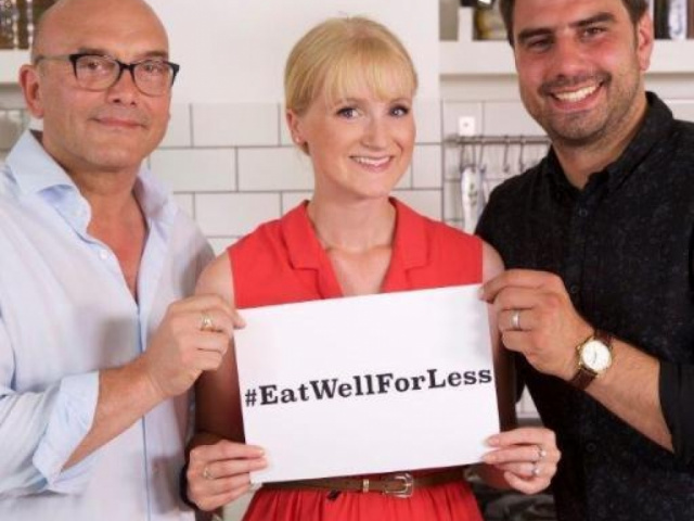 Dr Lucy Jones: Channel 4 Food Hospital