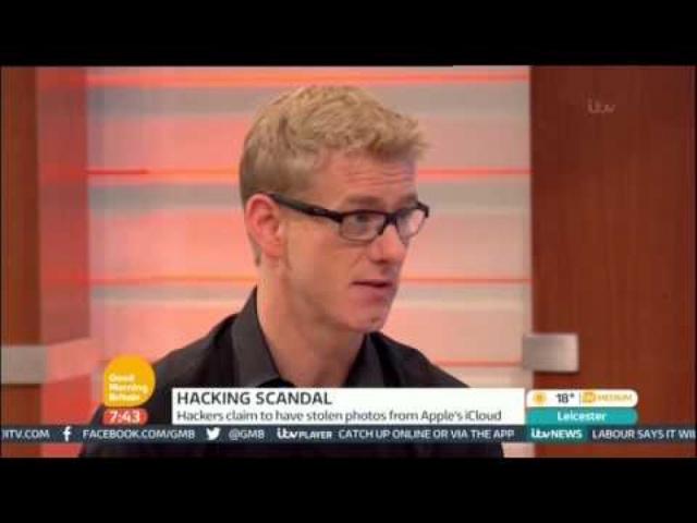 David McClelland: BBC, ITV, C4, CNN