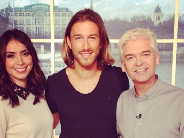 Paul Frangie: This Morning ITV