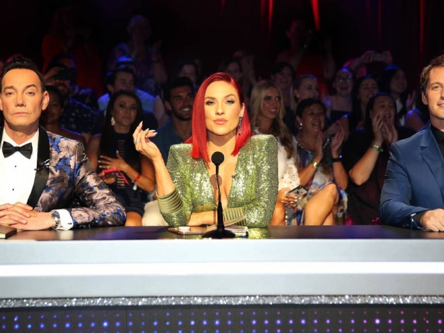 Sharna Burgess: ABC America, E!, Seven Network, Network 10