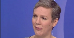 FRANCESCA MARTINEZ ON QUESTION TIME