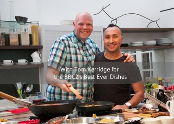 Norman Musa: Chef, BBC, ITV, Channel 4