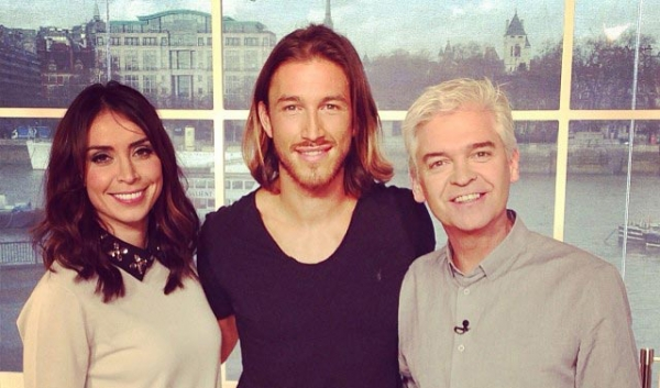 Paul Frangie: This Morning ITV