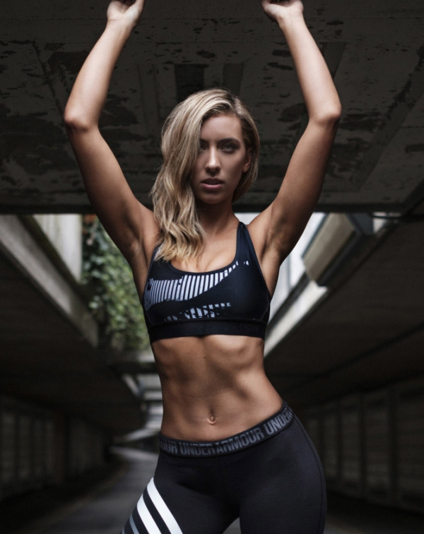 Lilly Sabri: Fitness model and influencer with over 155K followers