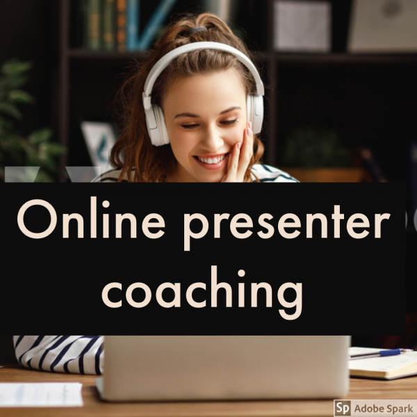 ONLINE PRESENTER TRAINING