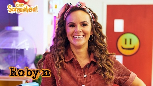 ROBYN LANDS CITV TV PRESENTER JOB